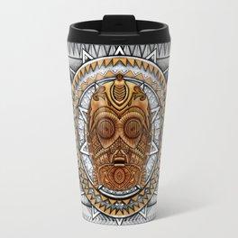 Aztec c3po Droid iPhone 4 4s 5 5c 6, pillow case, mugs and tshirt Travel Mug