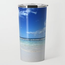 Isla Saona Caribbean Beach Travel Mug