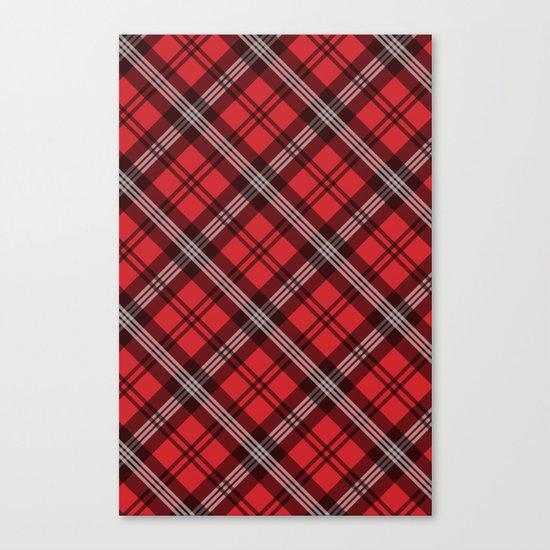 Scottish Plaid (Tartan) - Red by ts55