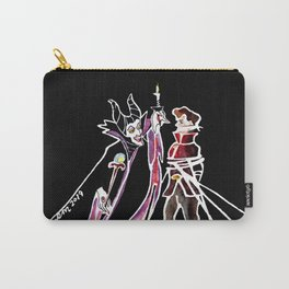 Maleficent & Prince Phillip Carry-All Pouch