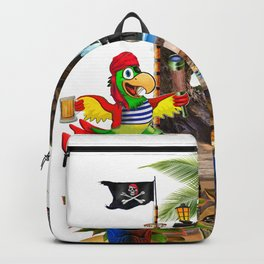 Pirates Cove Backpack