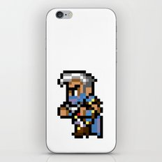 Final Fantasy II - Edge iPhone & iPod Skin