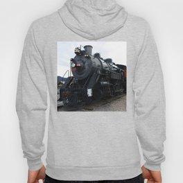 Vintage Railroad Steam Train Hoody