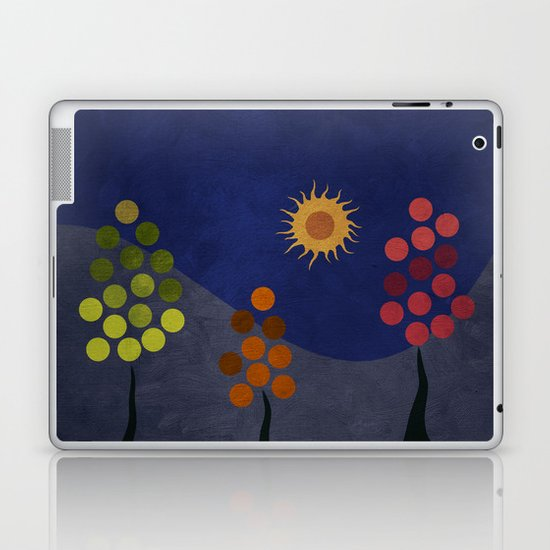 Paisaje y color Laptop & iPad Skin
