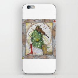 Grig iPhone Skin