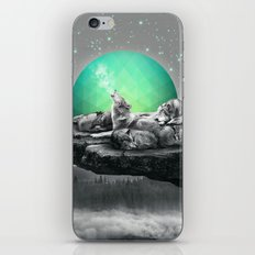 Echoes of a Lullaby / Geometric Moon iPhone & iPod Skin