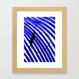Kollage n°139 Framed Art Print