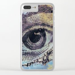 Brother Clear iPhone Case