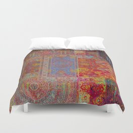 Her Gypsy Dreamland Duvet Cover