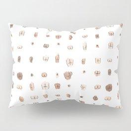 butts Pillow Sham