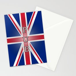 Union Pub Stationery Cards
