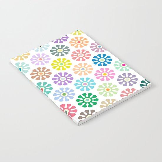 Lovely Pattern VII Notebook