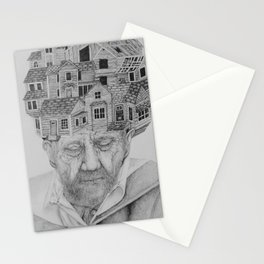 Making Hotels of Our Heads Stationery Cards