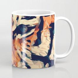 TIGER Pop Art Coffee Mug