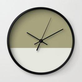 DESERT SAGE x BONE Wall Clock