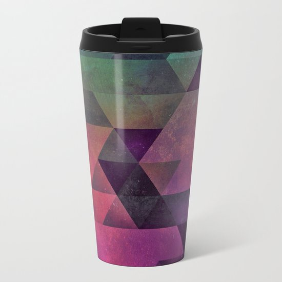 dryy xpyll Metal Travel Mug