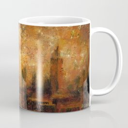 Landscape of Marrakech. Morocco Coffee Mug
