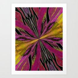 enjoy the show Art Print