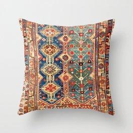 Megri Southwest  Anatolian Rug Print Throw Pillow