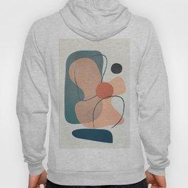Minimal Abstract Shapes No.44 Hoody