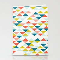 colombia Stationery Cards featuring Colombia by Menina Lisboa