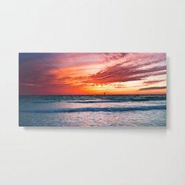 Clearwater Beach, Florida Metal Print