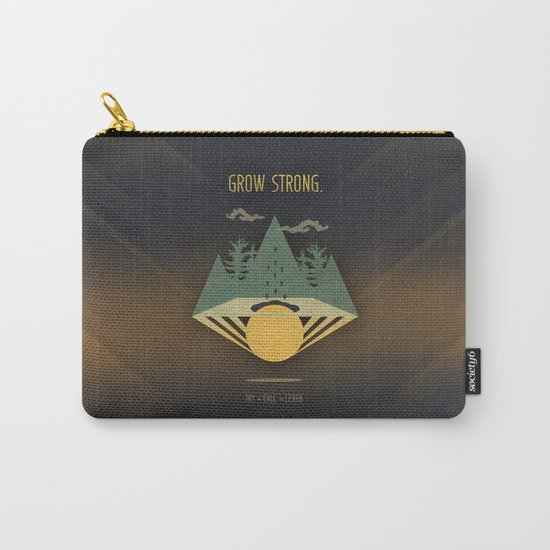 Grow Strong Carry-All Pouch