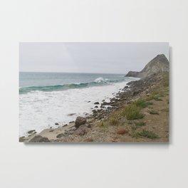 Point Mugu, California Metal Print