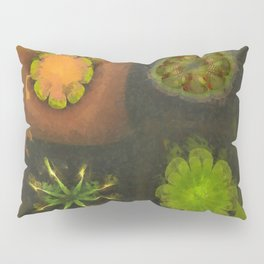 Squirm Bared Flowers  ID:16165-120806-85390 Pillow Sham