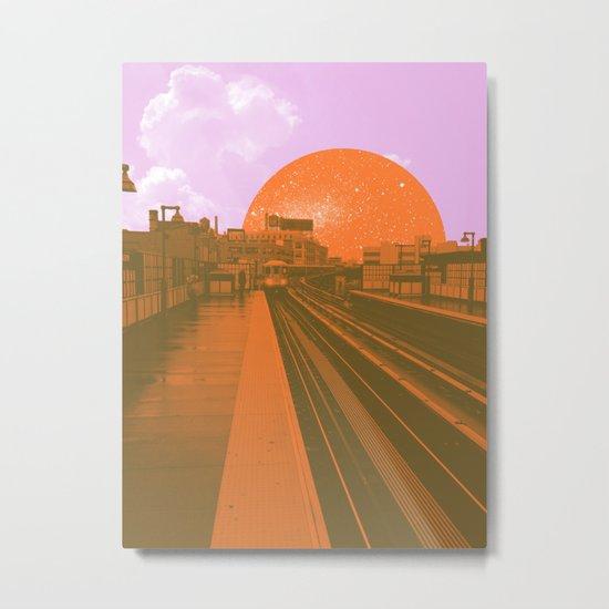 TRANSPORT #3 Metal Print