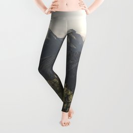 Wild Hearts - Landscape Photography Leggings