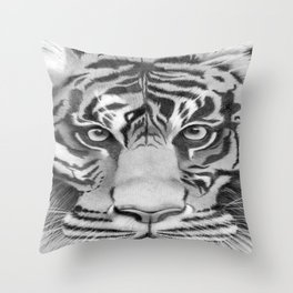 SDCC Tiger Throw Pillow
