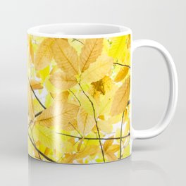 Automn leaf Coffee Mug