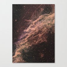 Galaxies Canvas Print