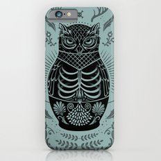 Owl Nesting Doll (Matryoshka) iPhone 6s Slim Case