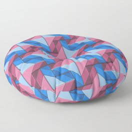 Geometrix XXIX Floor Pillow