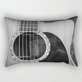 Don't Fret Rectangular Pillow