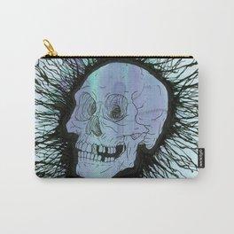 Splatter Skull Carry-All Pouch