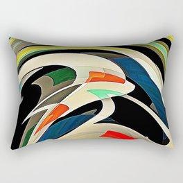 The Joy of Life Rectangular Pillow