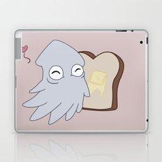 Kraken Toast Laptop & iPad Skin
