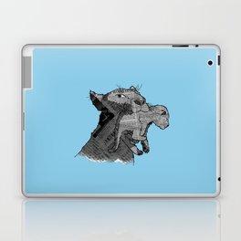 Newspaper Lions Laptop & iPad Skin