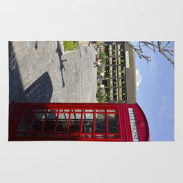 Phone Box Rug