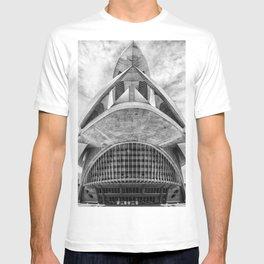 City of Arts and Sciences V | C A L A T R A V A | architect | T-shirt