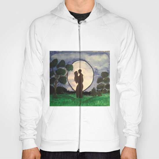 Shadow love Hoody