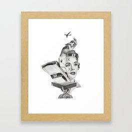 Ambition Framed Art Print