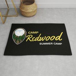 Redwood Camp Rug