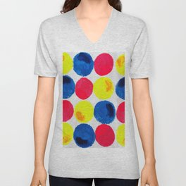 Circle of Colors Unisex V-Neck