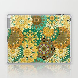 Boho Mandela Pattern 3 Laptop & iPad Skin