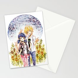Miraculous! Stationery Cards
