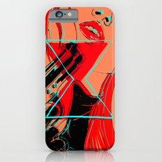 B L A C K W I D O W iPhone 6 Slim Case